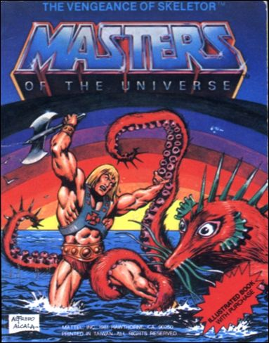 Masters of the Universe (1981) 1.2-B by Mattel