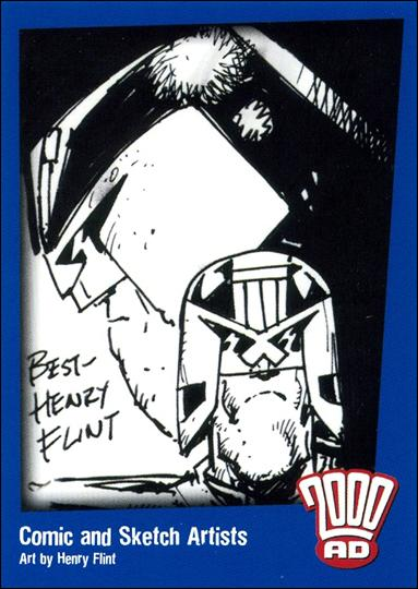 30 Years of 2000 AD: Series One (Base Set) 66-A by Strictly Ink