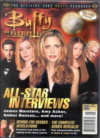 Buffy/Angel Yearbook 2002-A by Titan Magazines