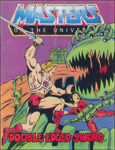 Masters of the Universe (1983) 3.5-A by Mattel