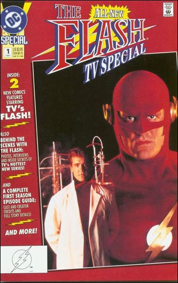 Flash TV Special 1-A by DC