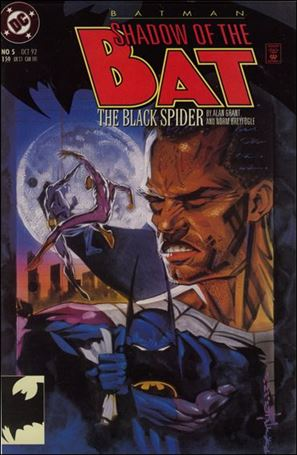 Batman: Shadow of the Bat 5-A