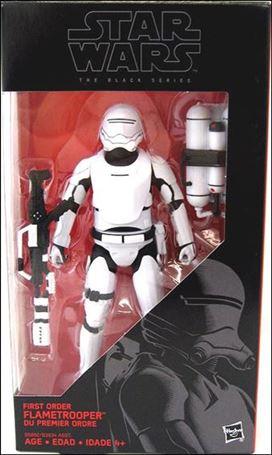Star Wars: The Force Awakens: The Black Series First Order Flametrooper