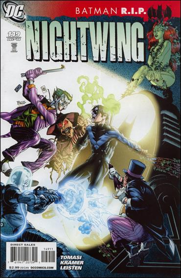 Nightwing (1996) 149-A by DC