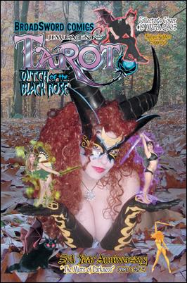 Tarot: Witch of the Black Rose 19-C by BroadSword Comics