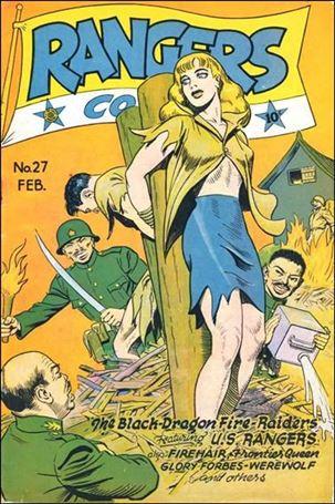 Rangers Comics 27-A