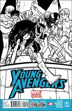 Young Avengers (2013) 1-E