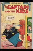 Captain and the Kids Special Issue 1-A
