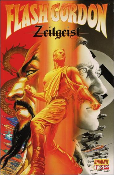 Flash Gordon: Zeitgeist 1-A by Dynamite Entertainment