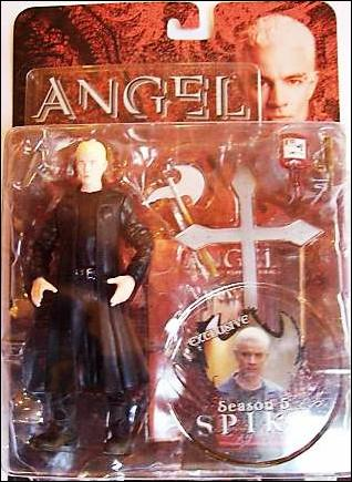 Angel (Series 2) Spike Season 5 With Jacket 1/700 by Diamond Select