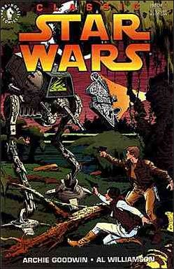 Classic Star Wars 1-A by Dark Horse