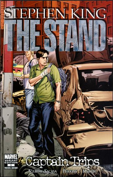 Stand: Captain Trips 5-B by Marvel