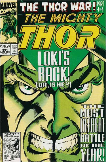 Thor (1966) 441-A by Marvel