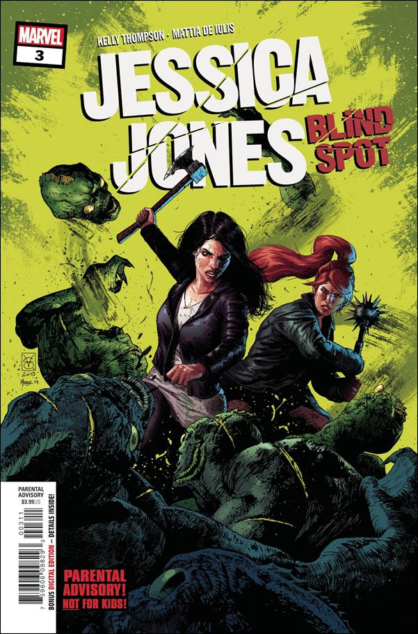 Jessica Jones: Blind Spot 3-A by Marvel