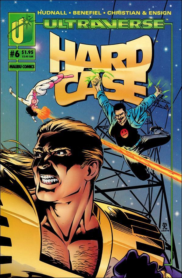 Hardcase 6-A by Malibu