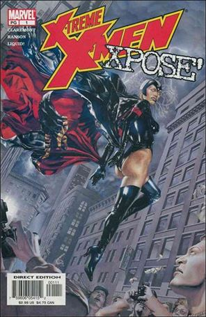 X-Treme X-Men Xpose 1-A
