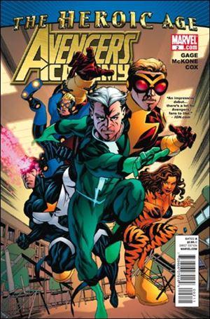 Avengers Academy 2-A