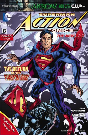 Action Comics (2011) 13-B by DC