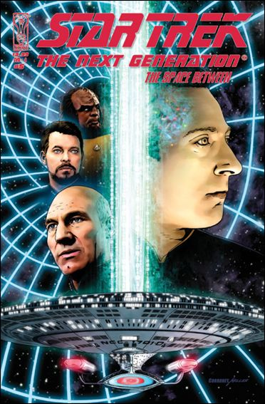 Star Trek: The Next Generation: The Space Between 5-A by IDW