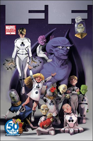 FF (2011) 9-B by Marvel