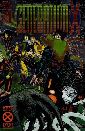 Generation X (1994) 1-A