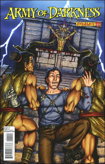 Army of Darkness (2012) 11-A by Dynamite Entertainment