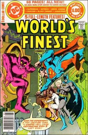 World's Finest Comics 256-A