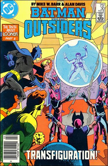 Batman and the Outsiders (1983) 30-A by DC