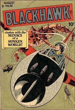Blackhawk (1944) 26-A