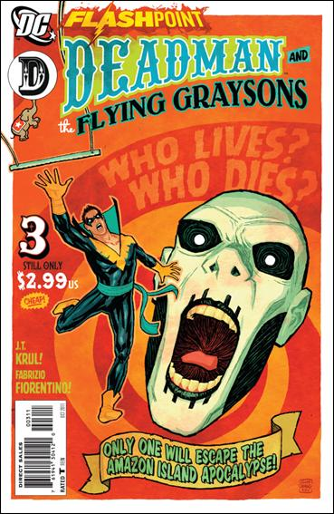Flashpoint: Deadman & the Flying Graysons 3-A by DC