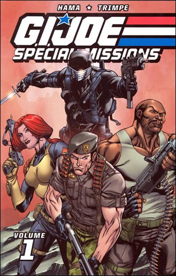 G.I. Joe: Special Missions (2010) 1-A by IDW