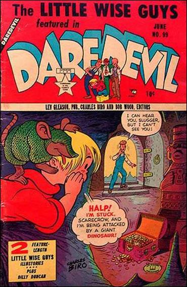 Daredevil (1941) 99-A by Lev Gleason Productions