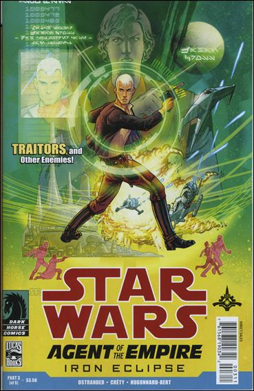 Star Wars: Agent of the Empire - Iron Eclipse 3-A by Dark Horse