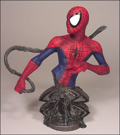 Ultimate Spider-Man Busts Standard Edition 1/10,000 by Diamond Select
