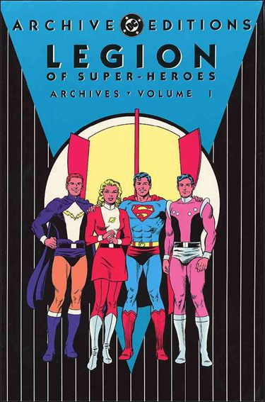 Legion of Super-Heroes Archives 1-A by DC