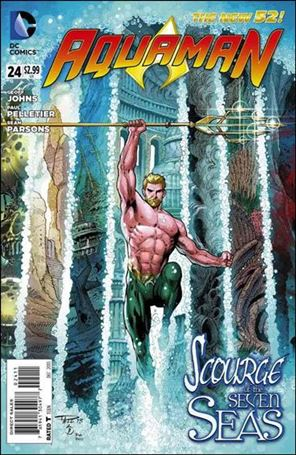 Aquaman (2011) 24-A