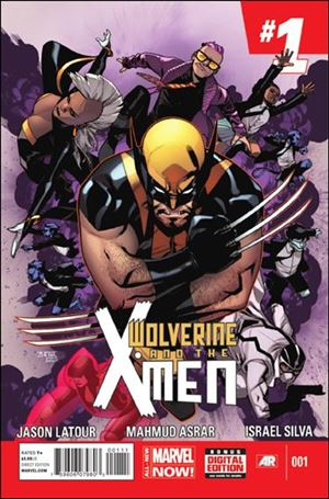 Wolverine & the X-Men (2014) 1-A