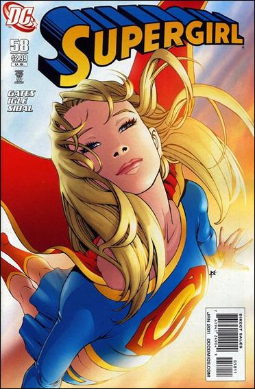 Supergirl (2005) 58-A by DC