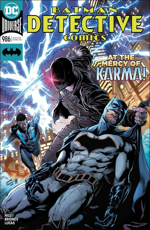 Detective Comics (1937) 986-A by DC