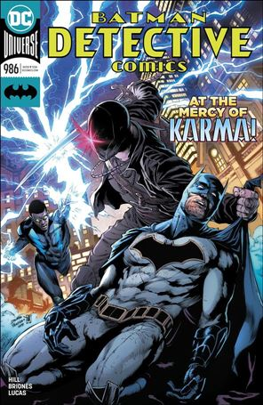 Detective Comics (1937) 986-A