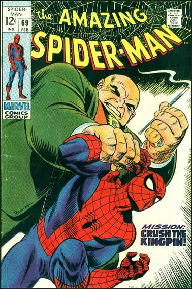 Amazing Spider-Man (1963) 69-A by Marvel
