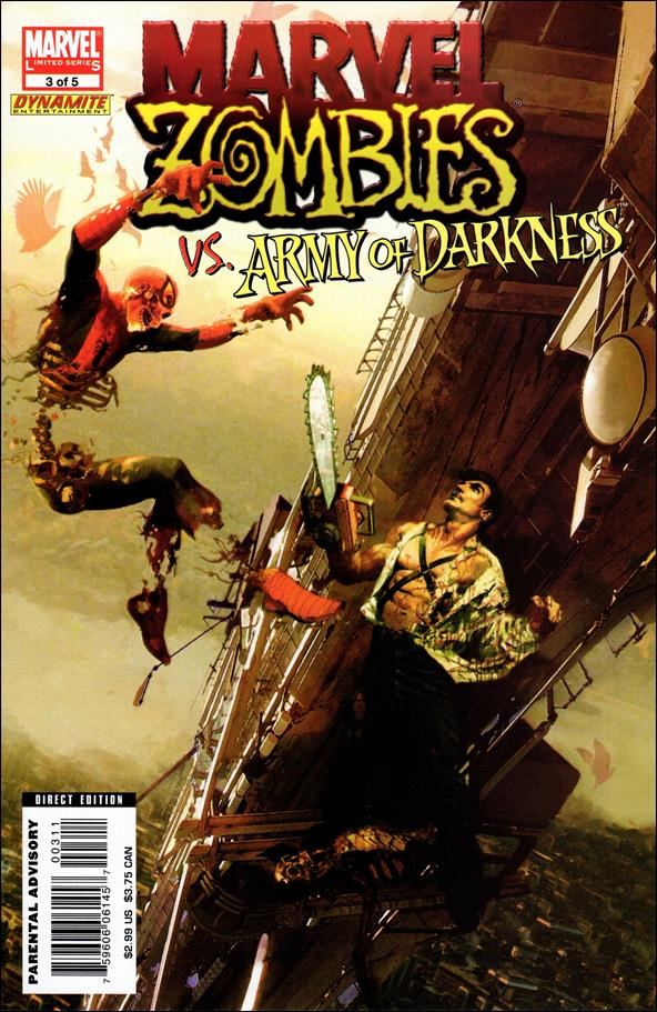 Marvel Zombies/Army of Darkness 3-A by Marvel