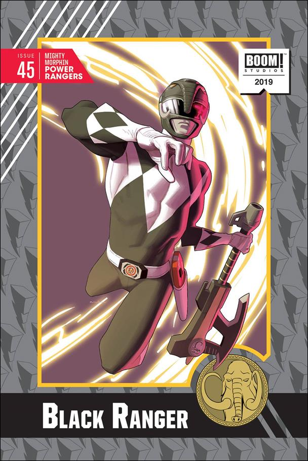 Mighty Morphin Power Rangers 45-D by Boom! Studios