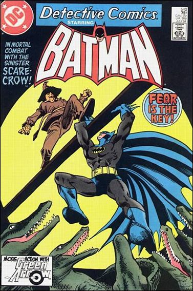 Detective Comics (1937) 540-A by DC