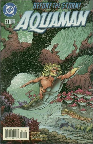 Aquaman (1994) 21-A by DC