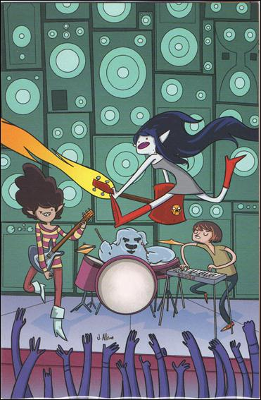 Adventure Time: Marceline and the Scream Queens 1-I by Kaboom!