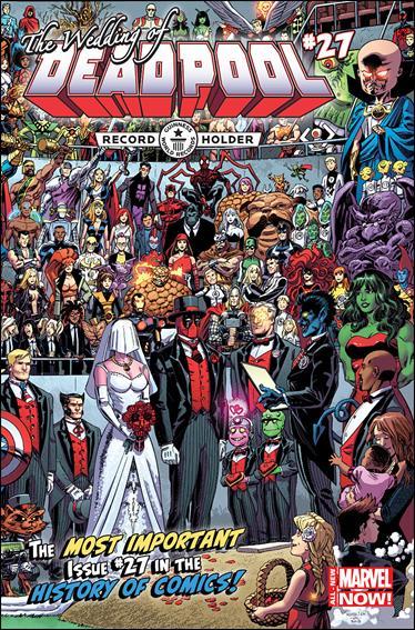 Deadpool (2013) 27-A by Marvel