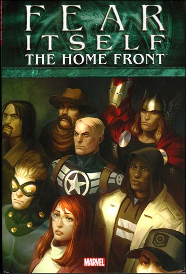 Fear Itself: The Home Front nn-A by Marvel