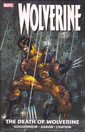 Wolverine: The Death of Wolverine nn-A