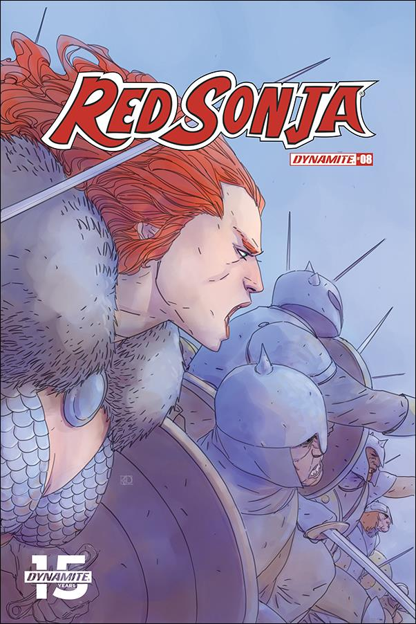 Red Sonja (2019) 8-C by Dynamite Entertainment